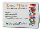 TravelTran knjižica